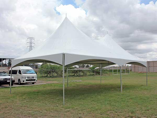 Demountable tents