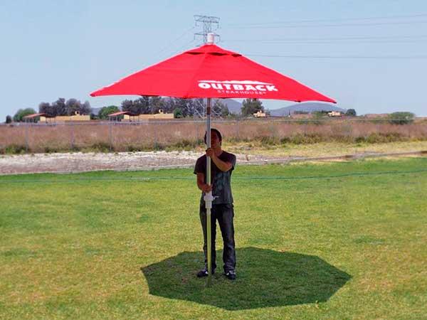 Premium umbrellas